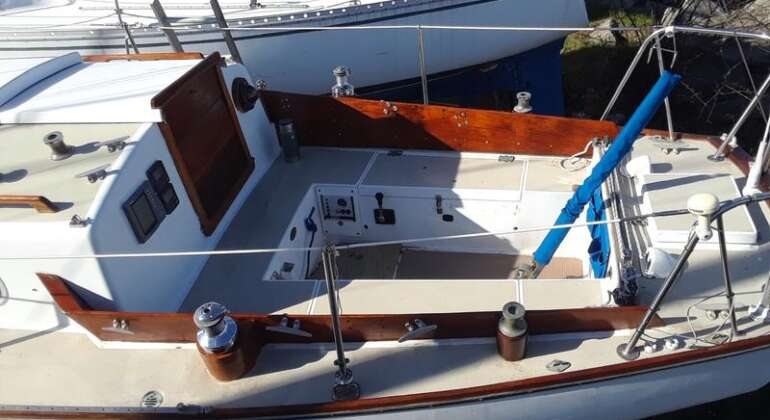 Shaft alignment – CT 54', Twin screw Chris Craft 35' also S2 9.2 CC Sailboat